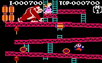Donkey Kong Games