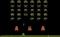 Space Invaders for Atari