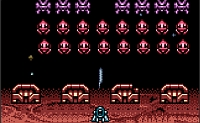 Space Invaders for Gameboy Color